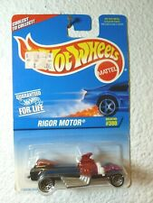 1997 Hot Wheels RIGOR MOTOR #300 Lace Wheels