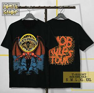RARE!! 80s BLACK SABBATH Mob Rules 1981 concert tour T-Shirt | Size S-2XL #21