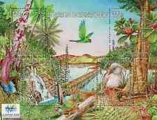 Timbres Flore Oiseaux Nouvelle Calédonie BF43 ** année 2011 lot 28323