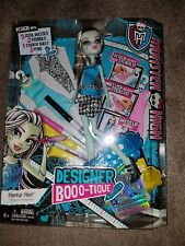 MONSTER High Frankie Stein Designer BOOO-LUCAS