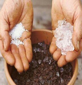 Hanging Basket Planters Water Storage Gel Crystals 28g Sachet for 4-8 Baskets