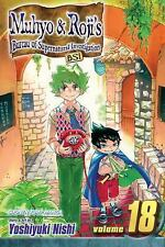 Muhyo & Roji's Bureau of Supernatural Investigation, Vol. 18-ExLibrary