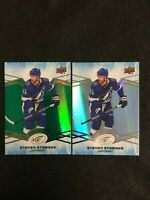 2018-19 Upper Deck Hockey  Ice Green Steven Stamkos #29 Lightning🔥🏒🔥
