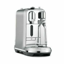 Breville Nespresso BNE800BSS Creatista Plus Capsule Machine-BRAND NEW