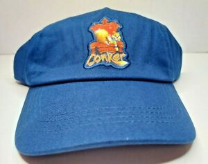 Conker's Bad Fur Day Hat/Cap Adjustable Blue (from Classic Nintendo 64)