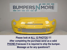 OEM 2012-2015 Fiat 500 Lounge/Gucci Front Bumper Cover