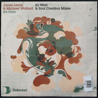 Jamie Lewis & Michael Watford It's Over (Remixes) DEFECTED - Vinile V004011