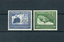 Deutsches Reich Nr.669-670 ** ZEPPELIN ME 55,-++ (109270)