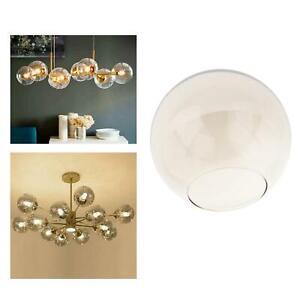 Creative Nordic Glass Globe Lamp Shade Handmade DIY Pendant Light Chandelier
