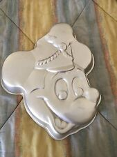 New listing Walt Disney Productions Wilton Mickey Mouse Band Leader Baking Cake Pan 515-302