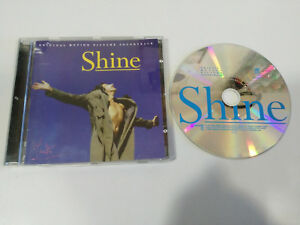 Shine Original Soundtrack, Bso CD Ost David Hirschfelder 1996