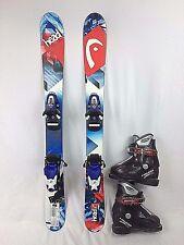 Kids Ski Package, Head Souphead Skis, Look Bindings, Head Boots