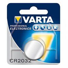 Varta CR2032 Knopfzelle 3V NEU 20 mm Durchmesser