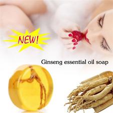 100g Savon Ginseng Revitalisant Savon Psoriasis & Eczéma Anti-Fongus Nouveau