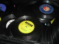 """JOB LOT 40 X 7"""" SINGLES - UPCYCLERS/JUKEBOX FILLERS - ALL AGES NO BAGS POSTFREE"""