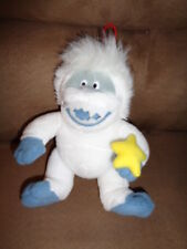 "Christmas Abominable Snowman Bumble Rudolph Misfit Toys Plush Star 6"" Prestige"