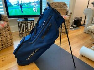 2020 Ping Hoofer Stand Bag - Navy - The Honors Course - Top 100 - Rare!!
