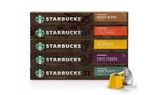 Original NEW Starbucks Coffee 50 Pods Capsule Compatible Capsules/Pods 50 Pods