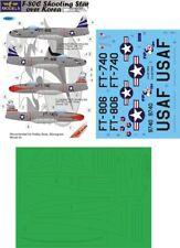 F-80C Shooting Star over Kore 1/48 LF Models