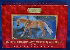 Breyer~Christmas 2006~Beautiful Breeds~American Quarter Horse Holiday Ornament