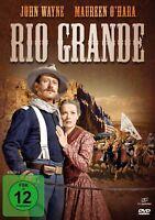 """Rio Grande - mit John Wayne (""""Rio Bravo"""") & Maureen O'Hara - Filmjuwelen DVD"""