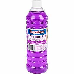 Methylated Spirit Fuel Burners Camping Stoves Stain Cleaning 750ml