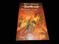 Margaret Weis & Tracy Hickman: Lance Dragon: Dragons D'Une Flame Summer Gf