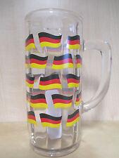 DFB Deutschland Bierkrug Krug Glas Bierseidel Fanartikel WM 2018 (Russland)