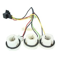 SAAB 93 9-3 04-07MY CV CONVERTIBLE REAR OUTER LAMP BULB HOLDER 12831674 SUFFOLK.