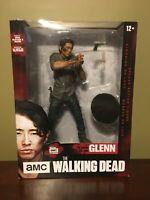 The Walking Dead Bloody GLENN 10 Inch Deluxe Box Figure McFarlane Toys AMC 2017
