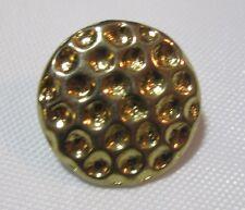 NEW (500 Pieces) Gold Golf Ball  Metal Buttons