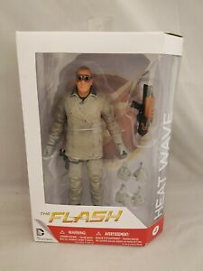 DC Collectables The Flash No.4 Heat Wave Action Figure