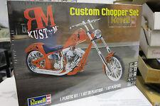 Revell 1/12 Custom Kustom Chopper Plastic Model Kit 85-7324 857324