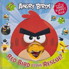 Angry Birds Red Bird to the Rescue BRAND NEW BOOK by Kate Thomson