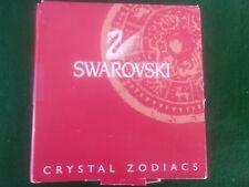 Swarovski Fabulous Creatures Crystal Dragon Figurine W Stand & Ball NIB