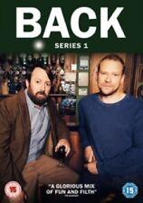 Back Season 1 Series One First (David Mitchell) New DVD