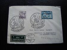AUTRICHE - enveloppe 1963 (B13) austria