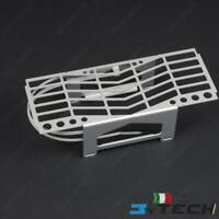 SILVER OIL COOLER ALUMINIUM COVER BMW 1200 R GS Adventure 2005-2013