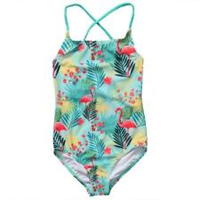 Girl's Swimsuit Two One Piece Animal Bikini Swimwear For Girls Girl Child Summer