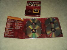 FRIENDS SAISON 2 COFFRET 4 DVD JENNIFER ANISTON COURTENEY COX LISA KUDROW