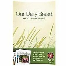 Our Daily Bread Devotional Bible NLT by , Good Book