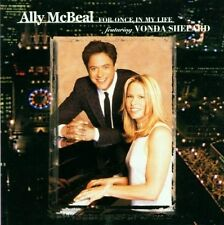 CD Ally McBeal for Once in My Life colonna sonora