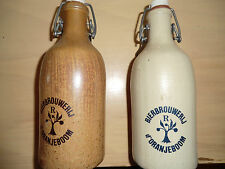Oranjeboom stenen bierkruiken, bierkruik, bierfles