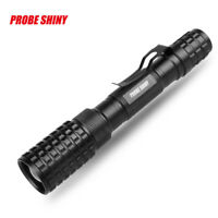 Tactical Police 12000LM Zoom XM-L T6 LED 5 Modes Flashlight Aluminum Torch Lamp