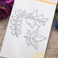 Tree Leaf Cutting Dies Stencil DIY Scrapbooking Embossing Album Paper Card Craft