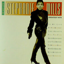 CD - Stephanie Mills - In My Life (Greatest Hits) - #A1071