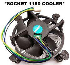 CPU Cooler Heatsink+Fan Socket LGA 1150 PC/MB 4th Gen Intel I3/i5/i7 Cooling*NEW