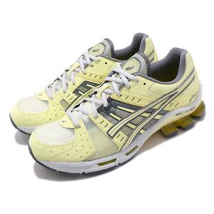 Asics Gel-Kinsei OG Huddle Yellow Grey Men Running Casual Shoes 1021A286-750