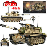 COBI 2233 Vietnam War M60 Patton 605pcs