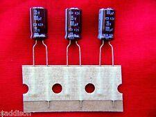 100 pcs  -  100uf  35v  Nippon long life low ESR electrolytic capacitors